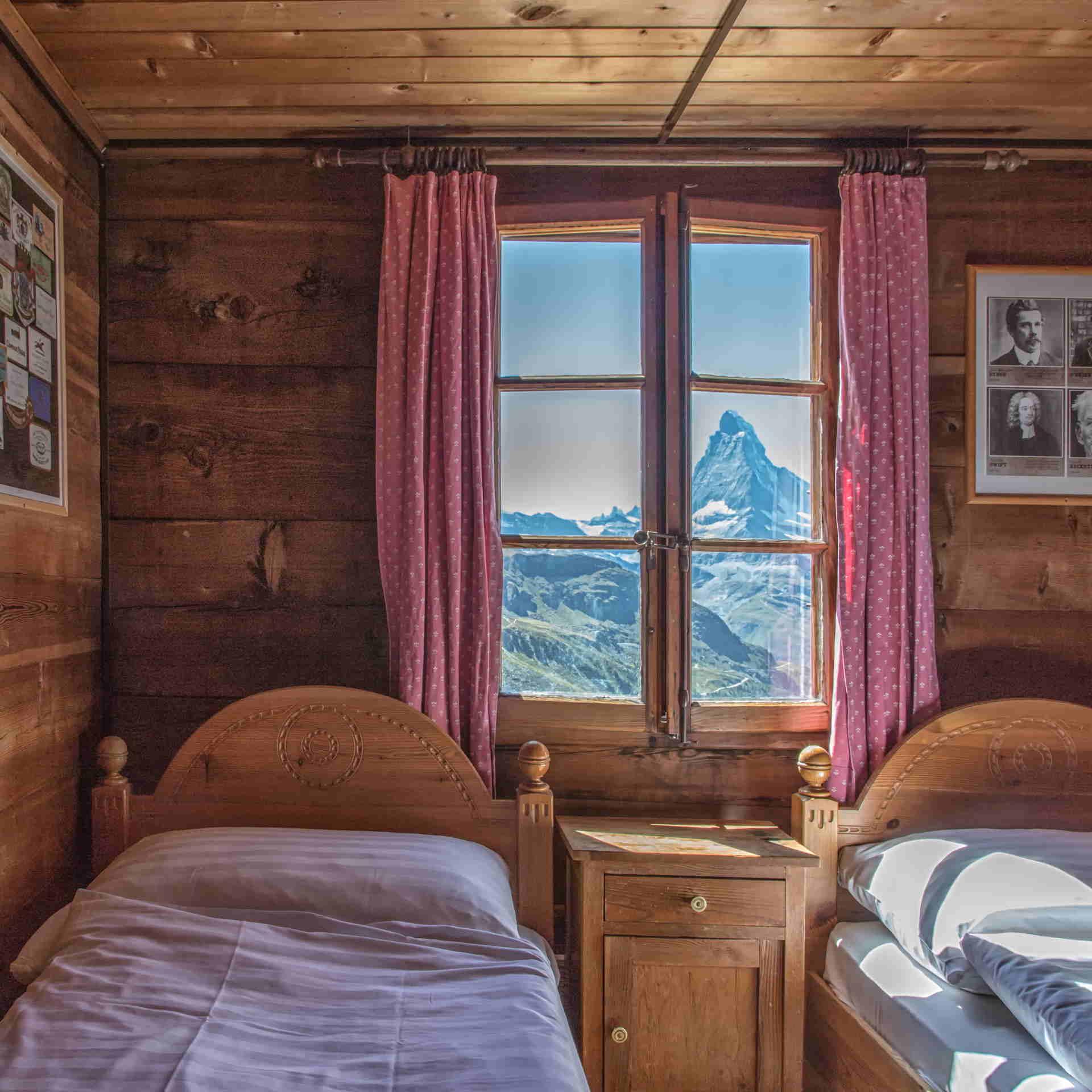 Weekngo - séjour hôtel-cabane - Fluhalp, Zermatt